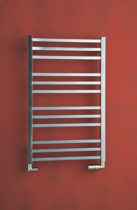 Koupelnový radiátor  Avento  - nerez -AV1SS