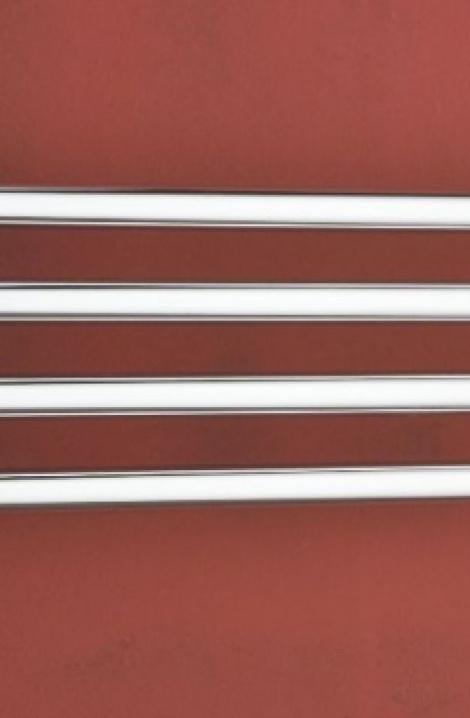 Koupelnový  radiátor  Rosendal  - chrom - RXLC