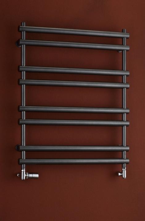Koupelnový radiátor  Ulysses - antracit - U5A