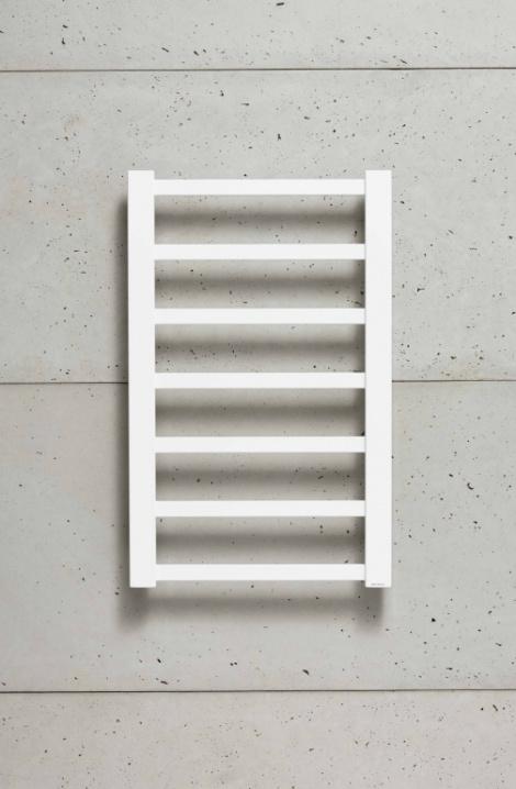 Koupelnový radiátor Galeon - bílá -G1W