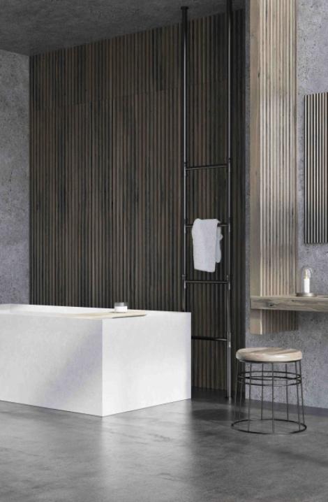 Koupelnový  radiátor  Avento  Frame