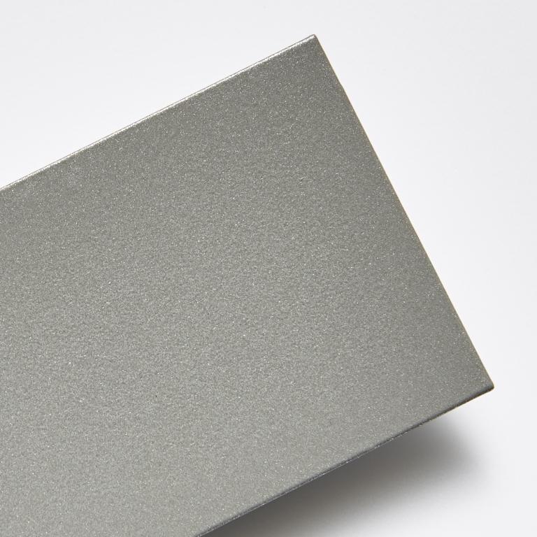 Metalická stříbrná - strukturální